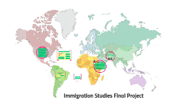 Immigration Studies Final Project