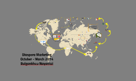 Diaspora Marketing