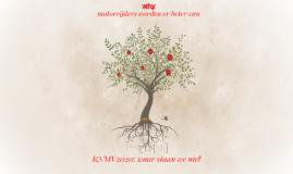 KNMV2020: waar staan we nu?