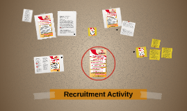 Recruitment Activity