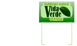 stevia Vida verde