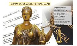 Copy of Legislação Trabalhista - Formas Especiais de remuneração