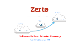 Copy of Zerto - Challenges of Disaster Recovery in a Virtual World - ECCV 2013