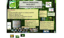 Nature Detectives