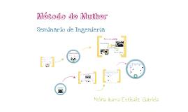 Copy of Método de Muther