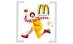 McDonald's Company Presentation
