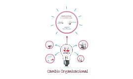 Análisis Cambio Organizacional