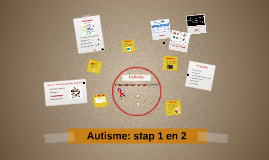 Autisme: stap 1 en 2