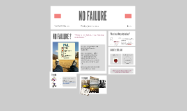 NO FAILURE