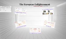 The European Enlightenment