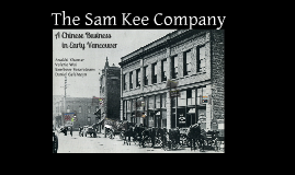 The Sam Kee Company