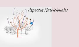 Aspectos Nutricionales
