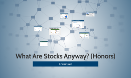 What Are Stocks Anyway?