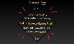 Diamante Poem