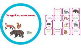 Copy of Дикие животные