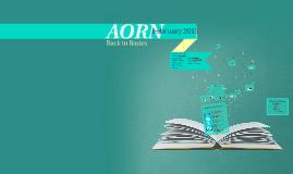 AORN Journal February 2015