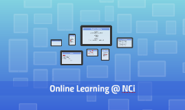 Online Learning @ NCi