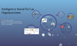 Inteligencia Social En Las Organizaciones