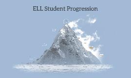 Copy of Progression of a Beginner ELL