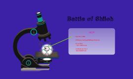 Copy of Battle of Shiloh