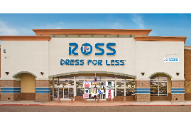 Copy of Copy of Copy of Ross Stores, Inc