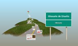 Copy of Glosario de Diseño