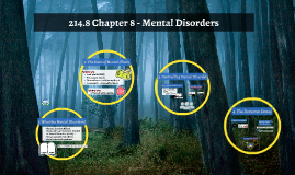 214.8 Chapter 8 - Mental Disorders