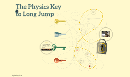 The Physics Key to Long Jump