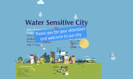 Water Sensitive City 2016
