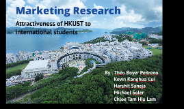 Marketing Research HK