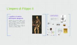 L'impero di Filippo II