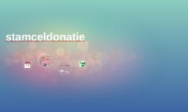 stamceldonatie