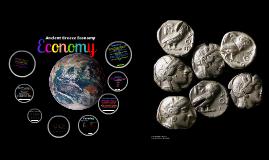 Copy of Ancient Greek Economy