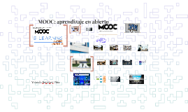 MOOC: aprendizaje en abierto