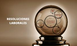 Copy of RESOLUCIONES LABORALES