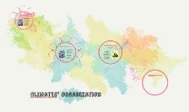 CliMates' organization