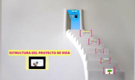 Copy of ESTRUCTURA DEL PROYECTO DE VIDA