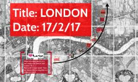 London 1+2