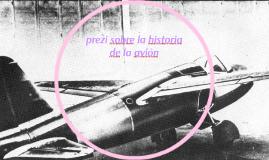 prezi sobre la historia de la aviación