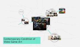 Contemporary Condition of Video Game Art