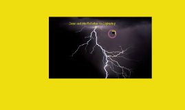 Zeus and his Relation to Lightning