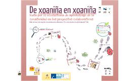 Copy of Ruta hacia el ecosistema de la creatividad: los proyectos colaborativos