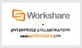 Workshare overview video