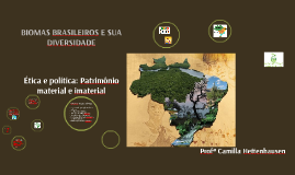 BIOMAS BRASILEIROS E SUA DIVERSIDADE