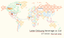 Lotte Chilsung Beverage Co. Ltd