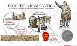 ESCULTURA ROMA ANTIGA