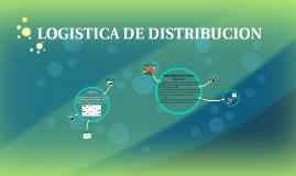 LOGISTICA DE DISTRIBUCION