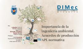 Importancia de la ingeniería ambiental.