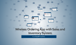 Sales and Inventory Monitoring App with Billing System