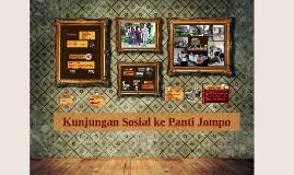 Kunjungan Sosial ke Panti Jompo